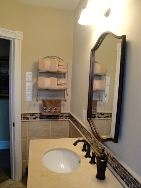 Traditional Bathroom photo by Inviting Interiors