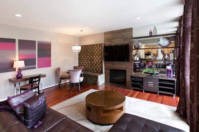 Contemporary Game/Rec Room photo by Embellish Interiors