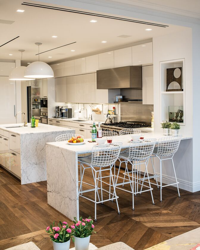 Contemporary Kitchen photo by FO Design