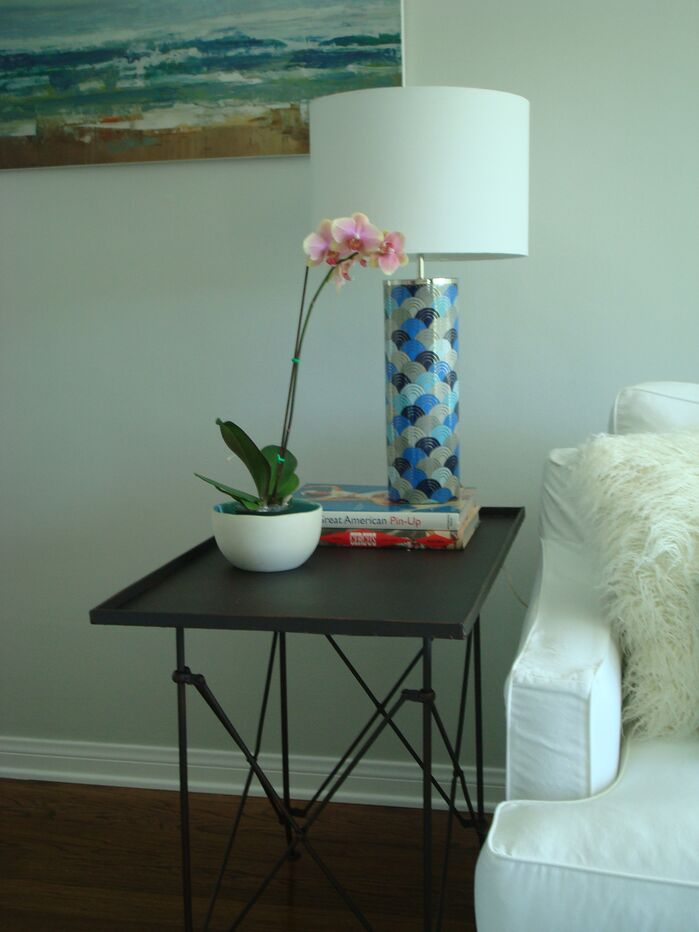 Modern Living Room photo by hudson home