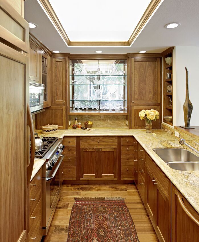 Traditional Kitchen photo by Jan Gunn Designs