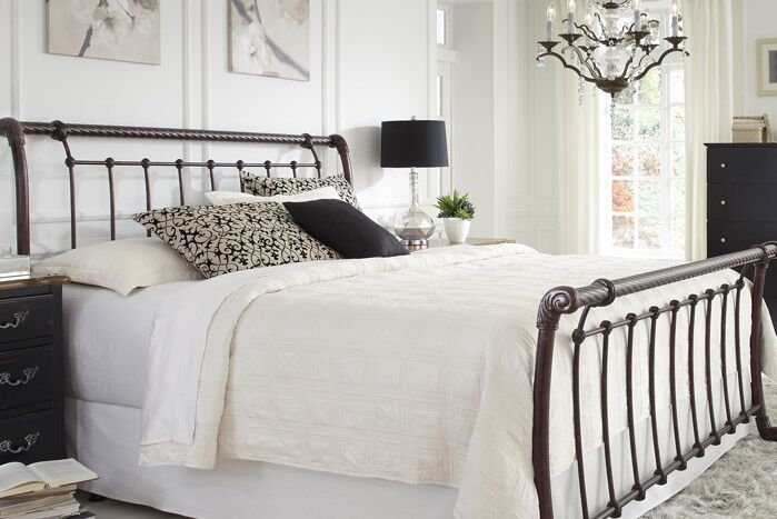 Contemporary Bedroom photo by Wayfair
