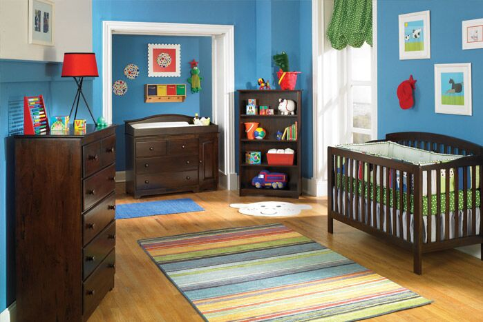 Contemporary Nursery photo by Wayfair