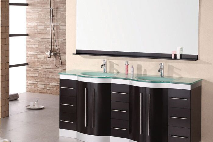 Contemporary Bathroom photo by Wayfair