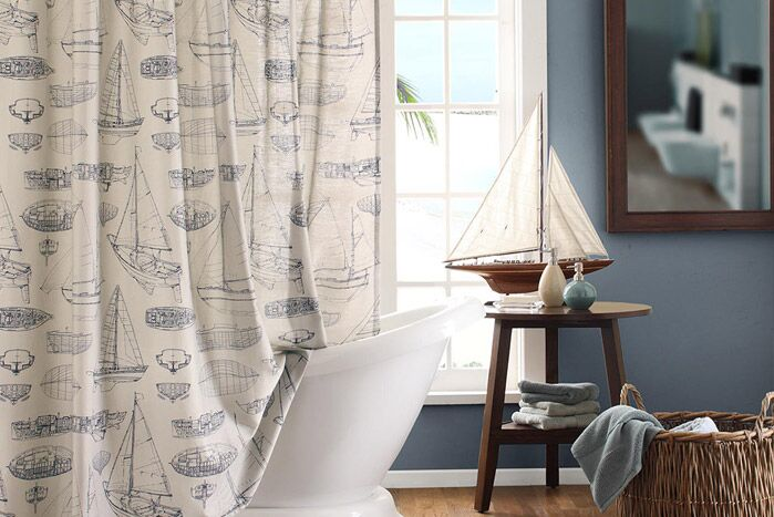 Coastal Bathroom photo by Wayfair