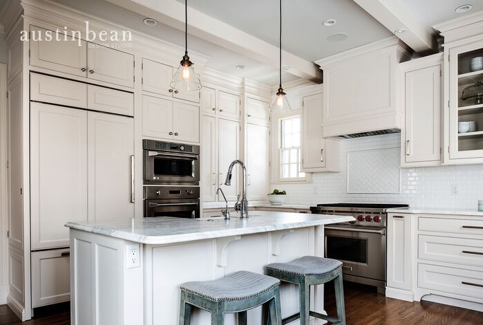 Traditional Kitchen photo by Austin Bean Design Studio