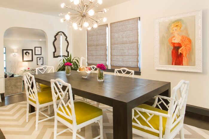 Eclectic Dining Room photo by Sentire Design