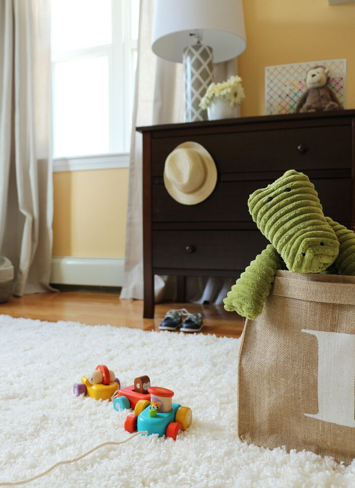 Contemporary Nursery photo by Victoria Elizabeth Design
