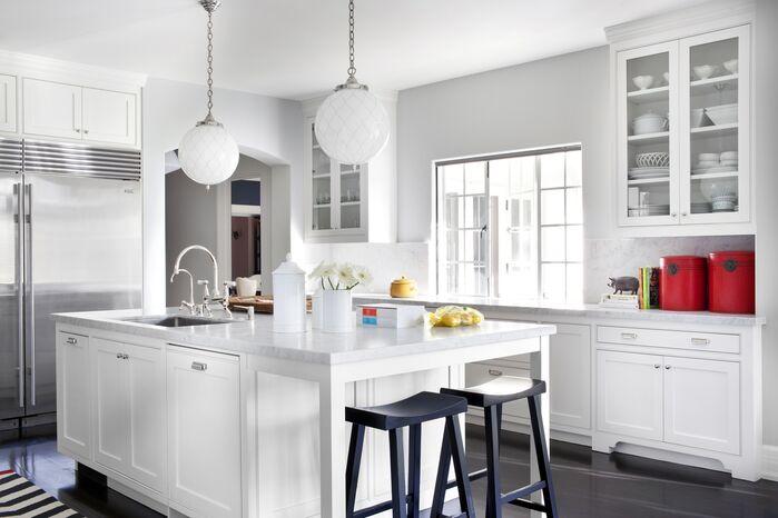 Contemporary Kitchen photo by Burnham Design