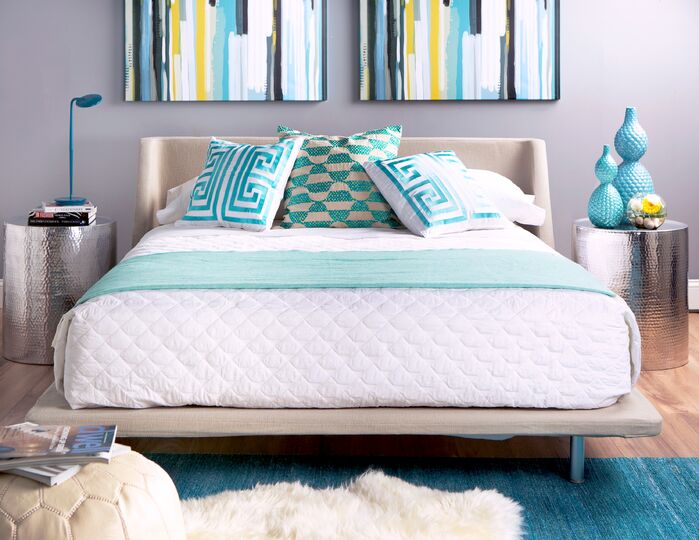 Modern Bedroom photo by Wayfair