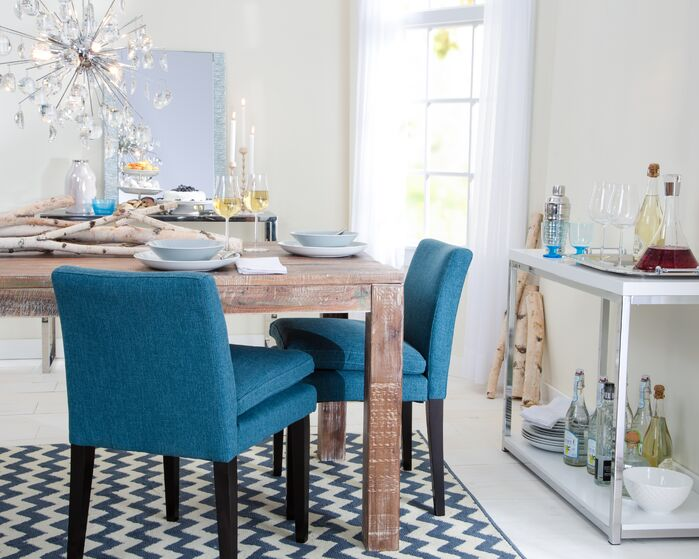 Eclectic Dining Room photo by Wayfair