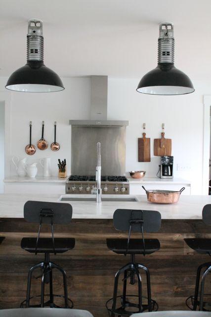 Modern Kitchen photo by Kristy Kay