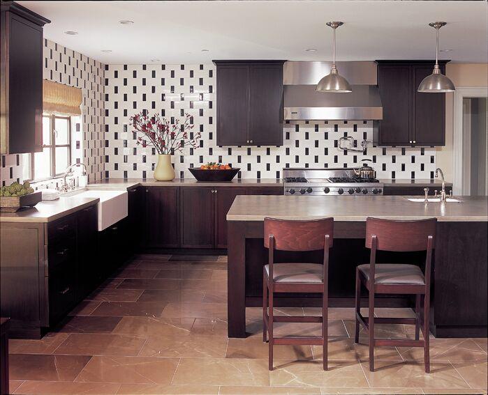 Modern Kitchen photo by Burnham Design