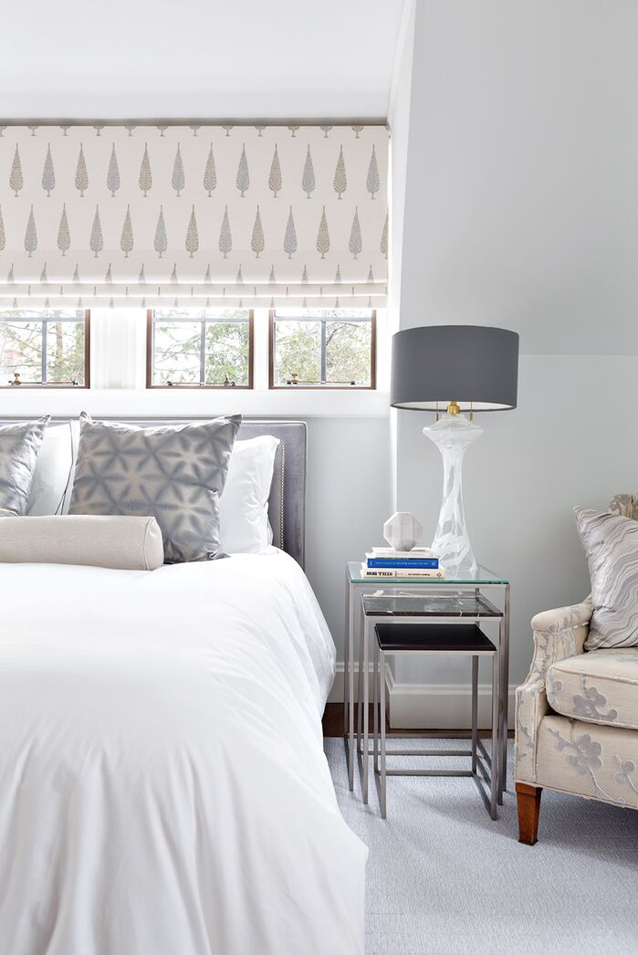 Contemporary Bedroom photo by Clean Design Partners