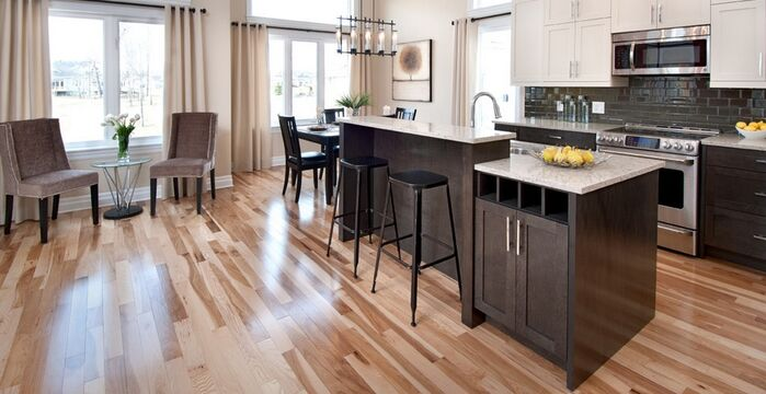 Contemporary Kitchen photo by SCM Design Group