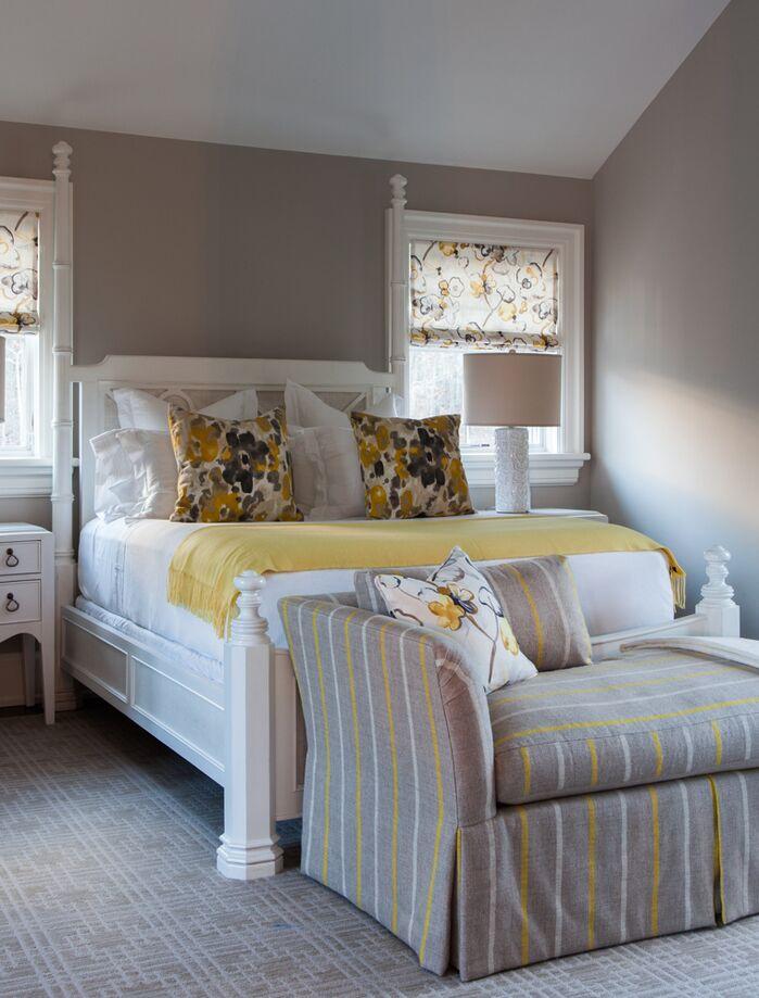 Contemporary Bedroom photo by Duneier Design