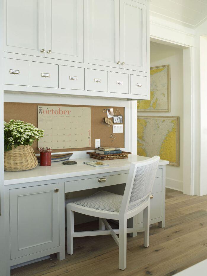 Coastal Kitchen photo by Burnham Design