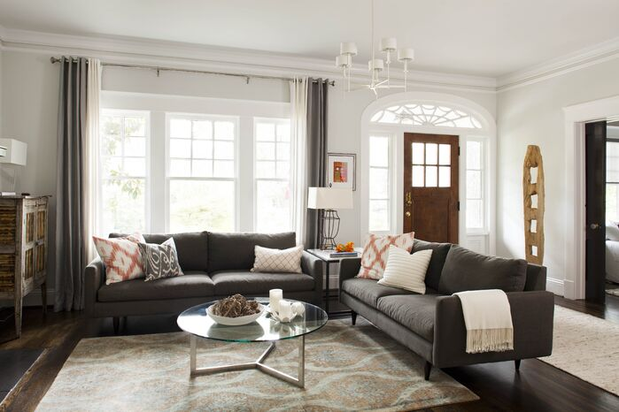 Vintage Living Room photo by TerraCotta Properties