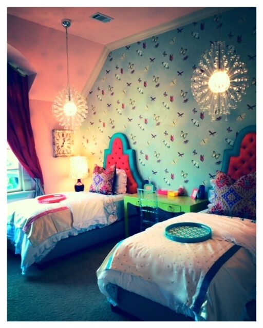 Eclectic Bedroom photo by Top Down Designs