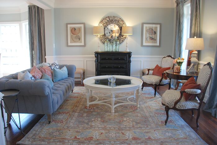 Traditional Living Room photo by The Suite Shoppe