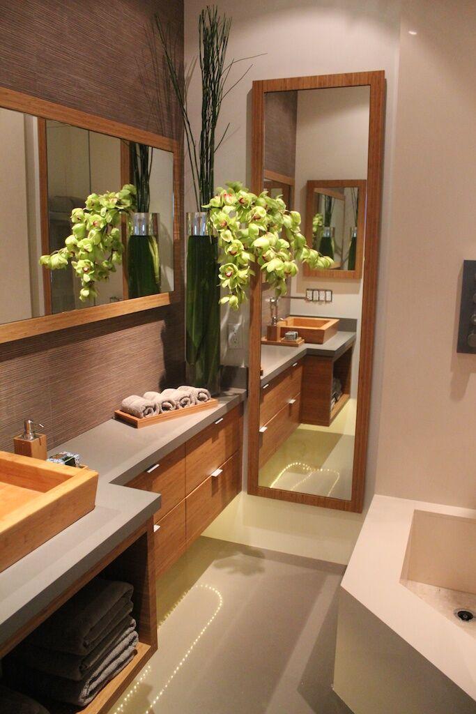 Contemporary Bathroom photo by Tracy Murdock Interior Design