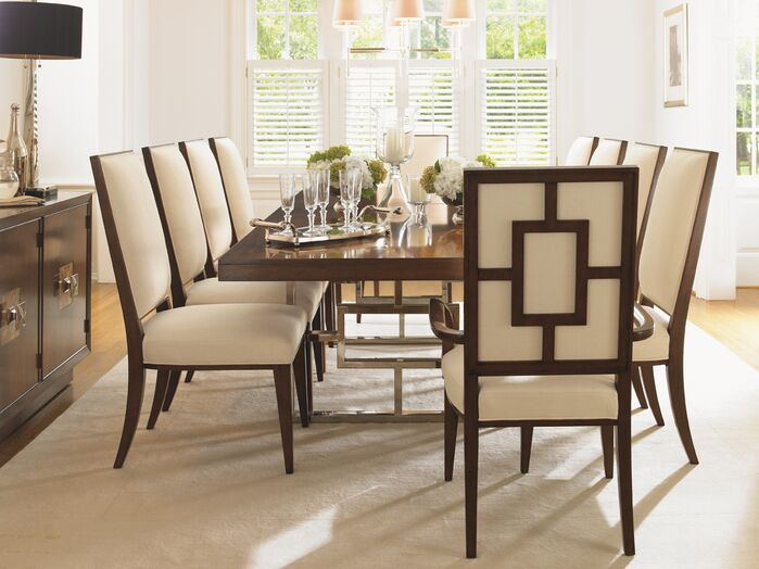 Contemporary Dining Room photo by Wayfair