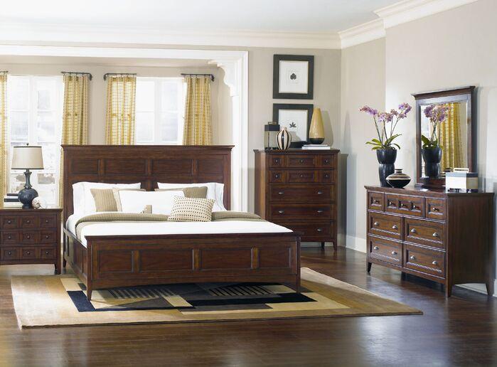 Contemporary Bedroom photo by Wayfair