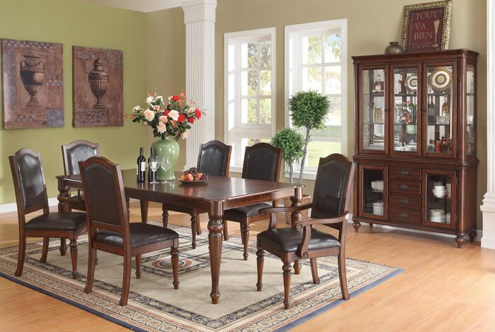 Traditional Dining Room photo by Wayfair