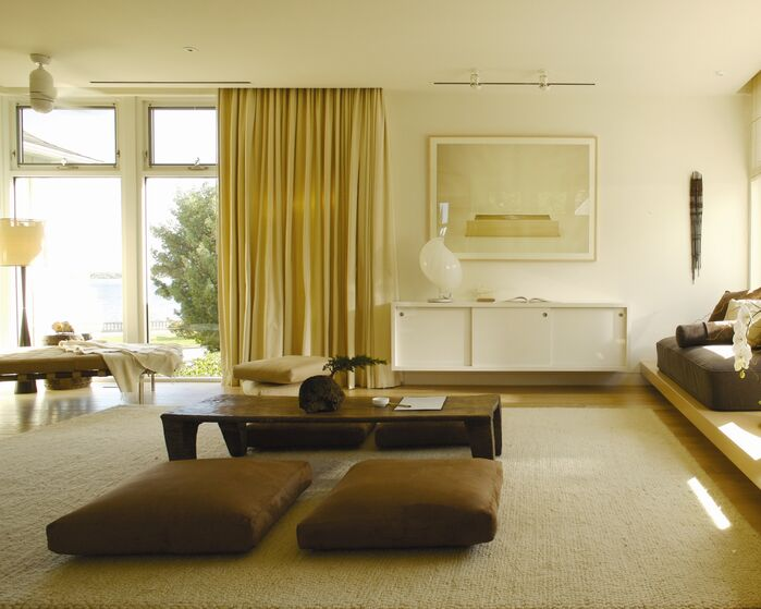 Contemporary Living Room photo by Chancey Design