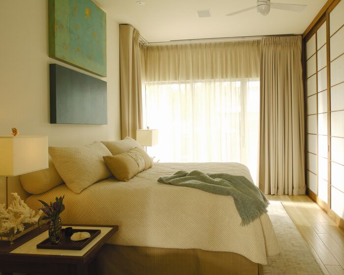 Contemporary Bedroom photo by Chancey Design Partnership