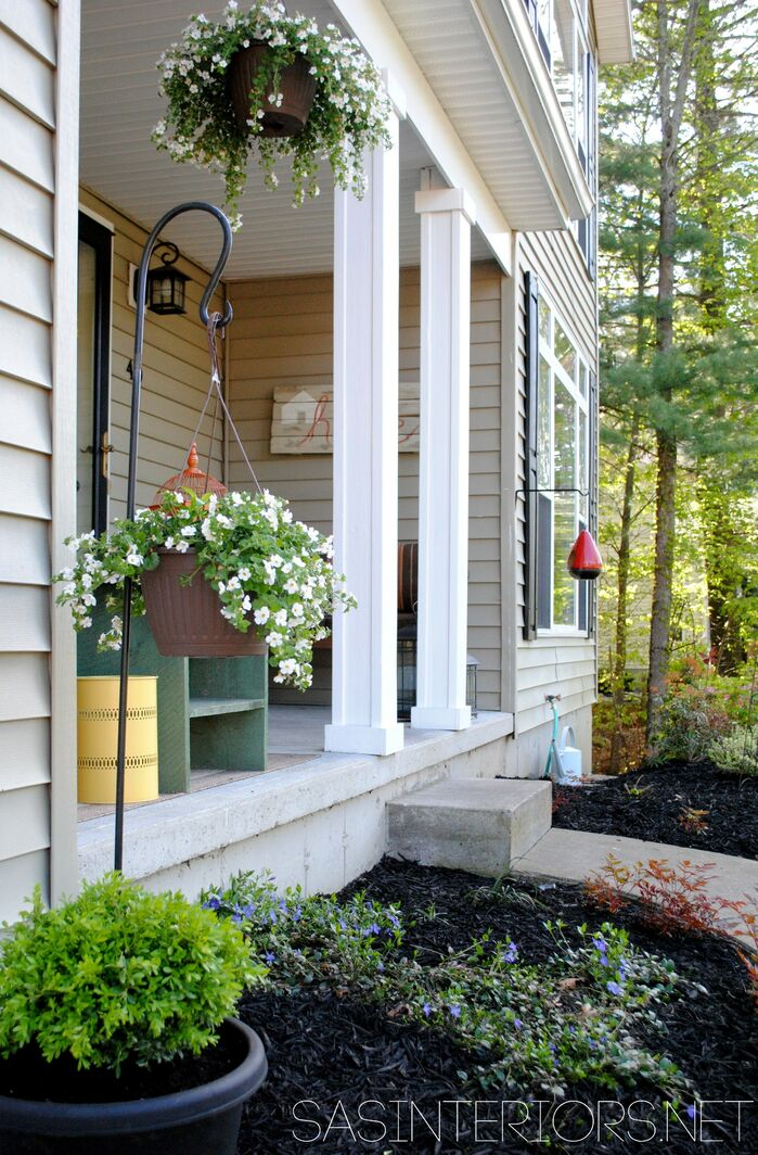 Cottage/Country Exterior/Patio photo by SAS Interiors