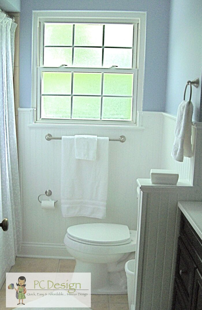 Contemporary Bathroom photo by Castellini Interior Design