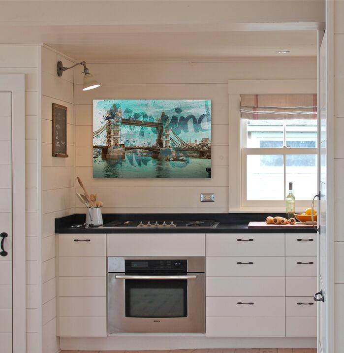 Kitchen photo by Wayfair