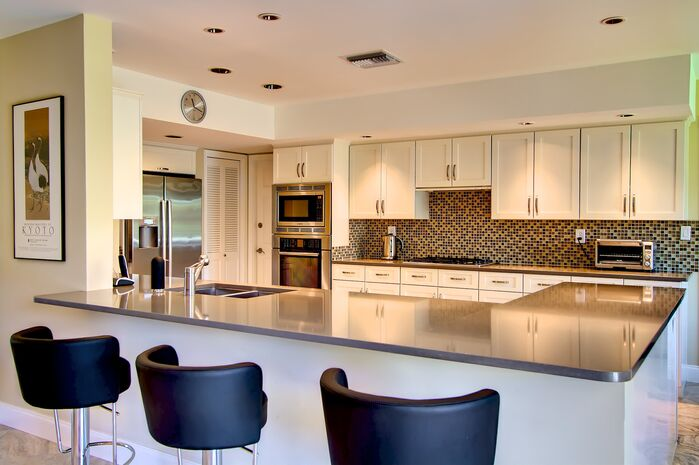 Contemporary Kitchen photo by Elle Interiors AZ