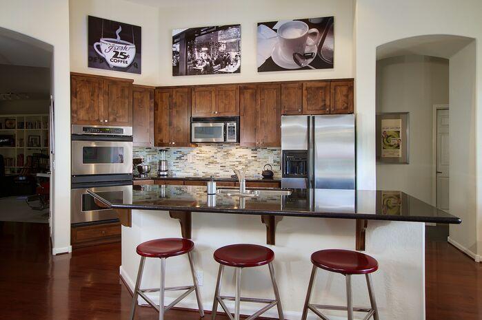 Contemporary Kitchen photo by Elle Interiors AZ