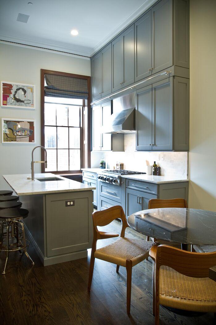 Eclectic Kitchen photo by SHOPHOUSE LLC