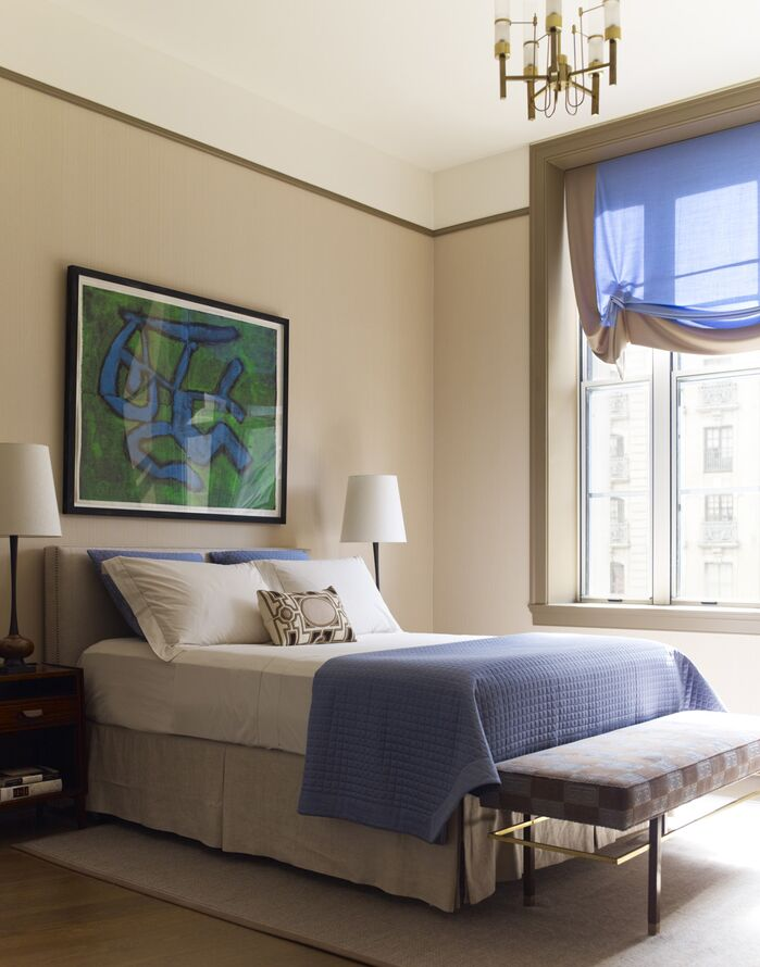 Contemporary Bedroom photo by Mendelson Group