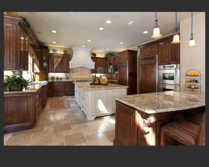 Traditional Kitchen photo by Laura Lee Interiors, llc