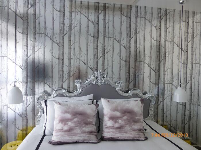 Glam Bedroom photo by Urvan Studios