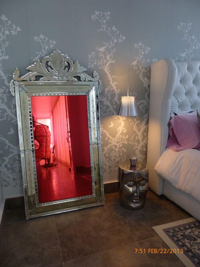 Contemporary Bedroom photo by Urvan Studios