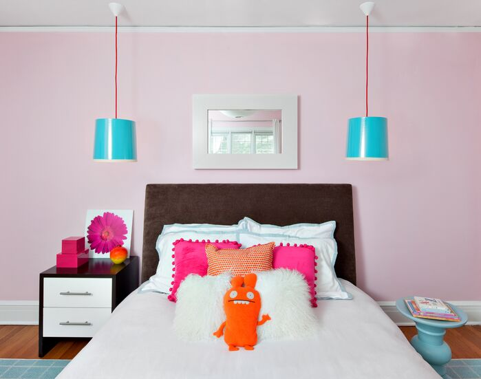 Eclectic Kids photo by Clean Design Partners