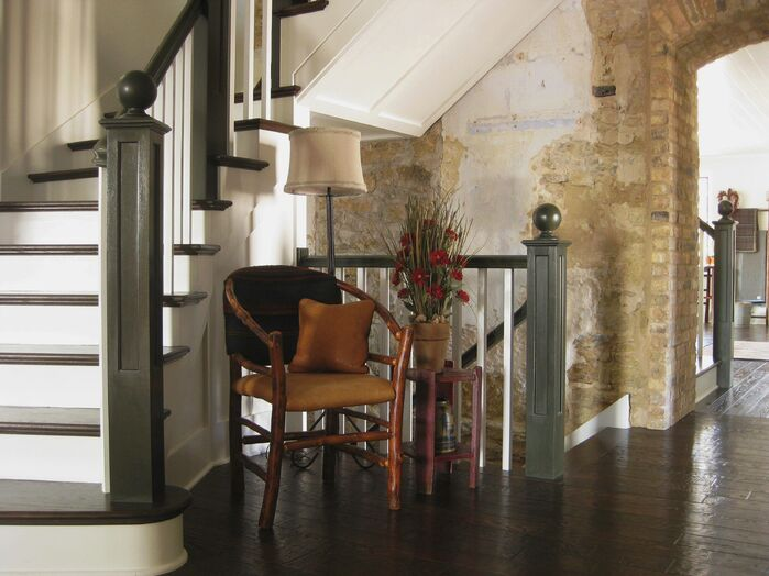 Traditional Entryway and Hallway photo by In Home Designs