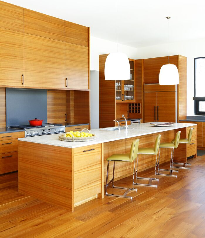 Contemporary Kitchen photo by Chancey Design Partnership