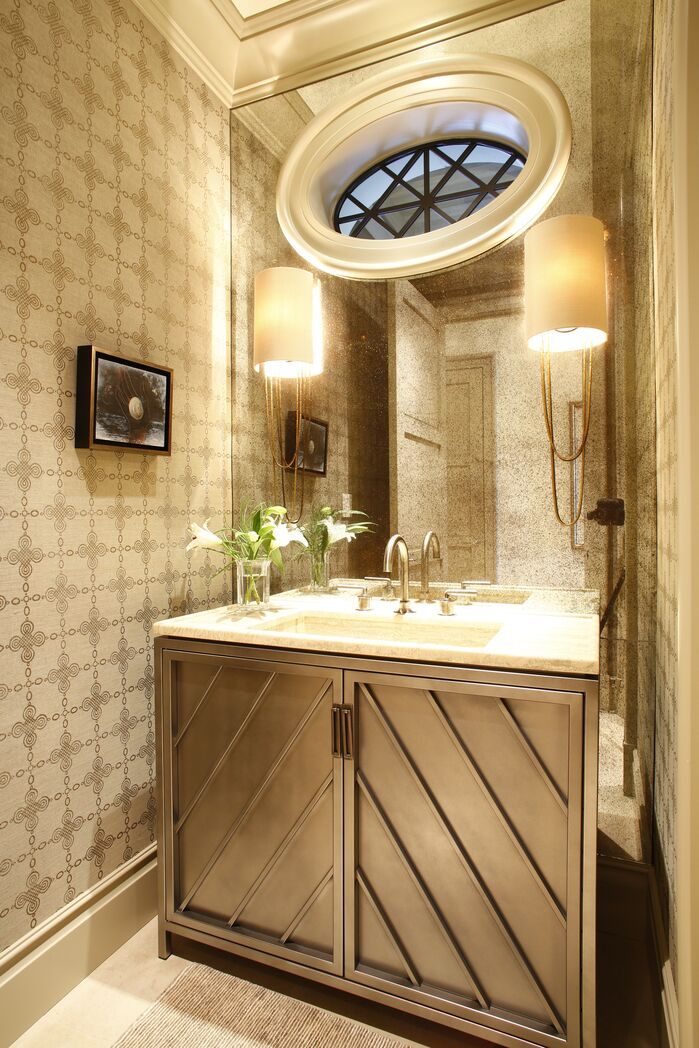 Contemporary Bathroom photo by Chancey Design Partnership