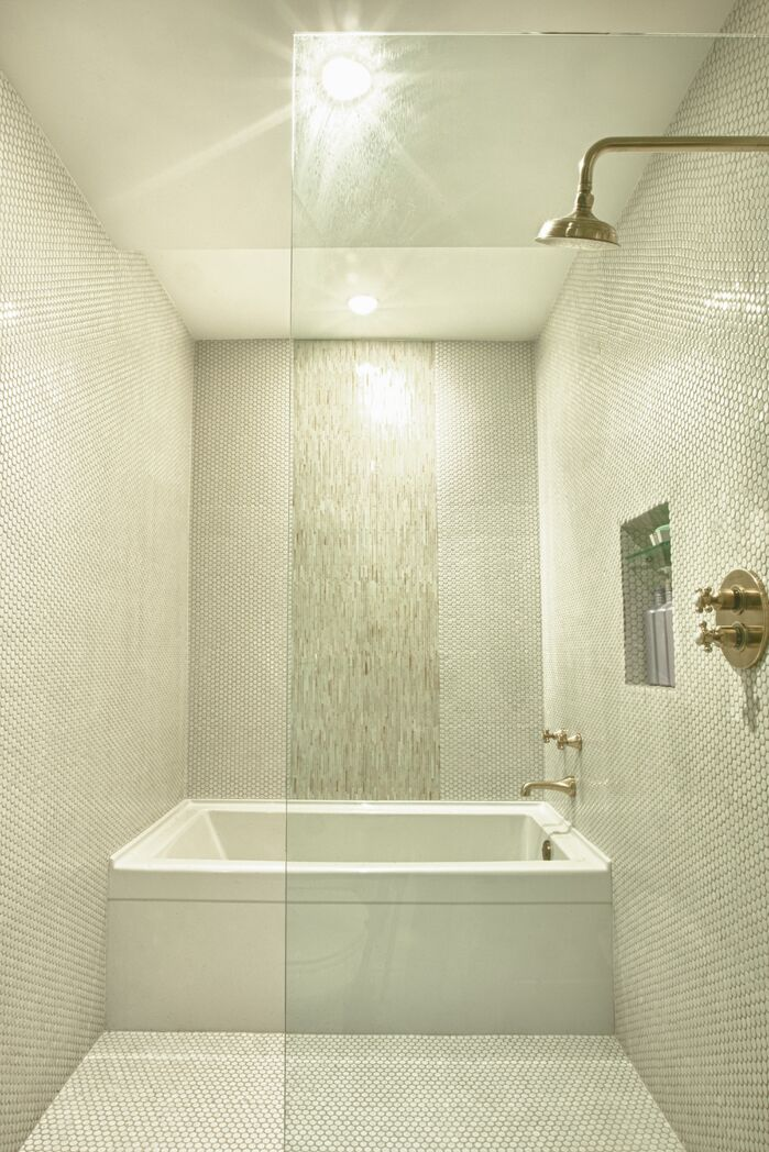 Modern Bathroom photo by Design Platform LLC