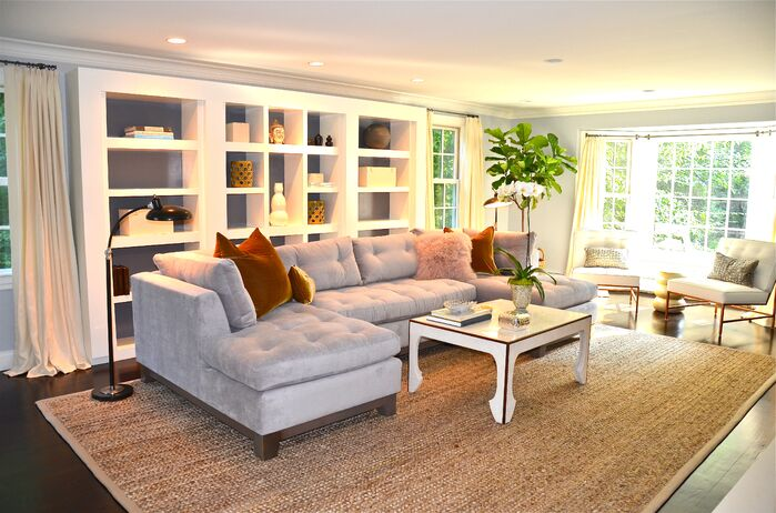 Contemporary Living Room photo by D2 Interieurs