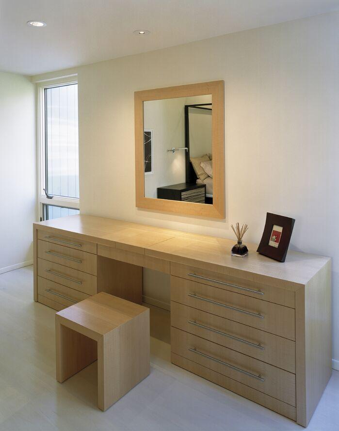 Modern Bedroom photo by Lisa Dubin Architect