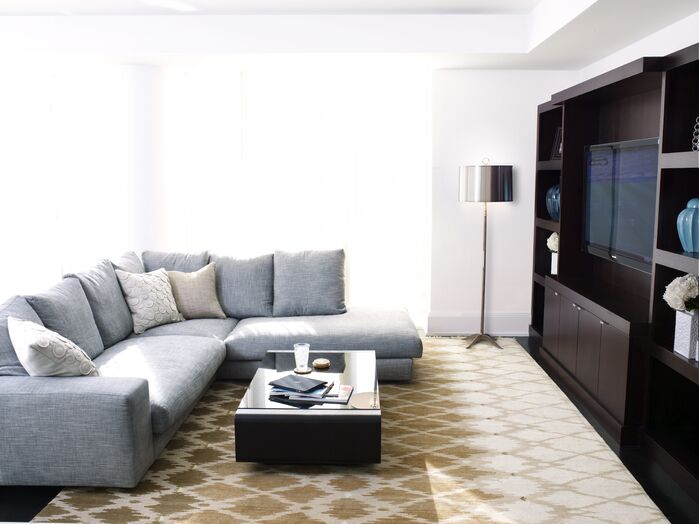 Contemporary Living Room photo by Lind/Hesse