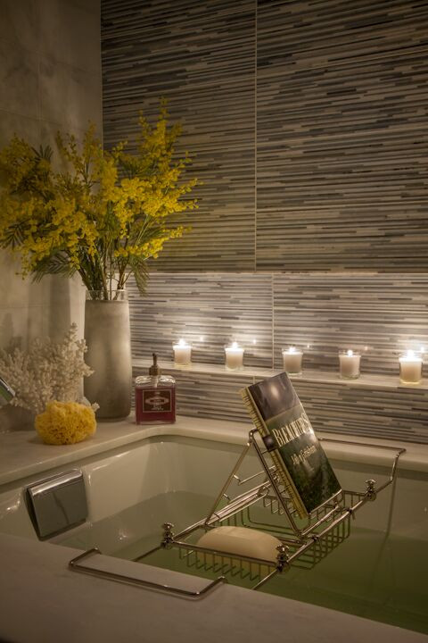 Contemporary Bathroom photo by a simple room