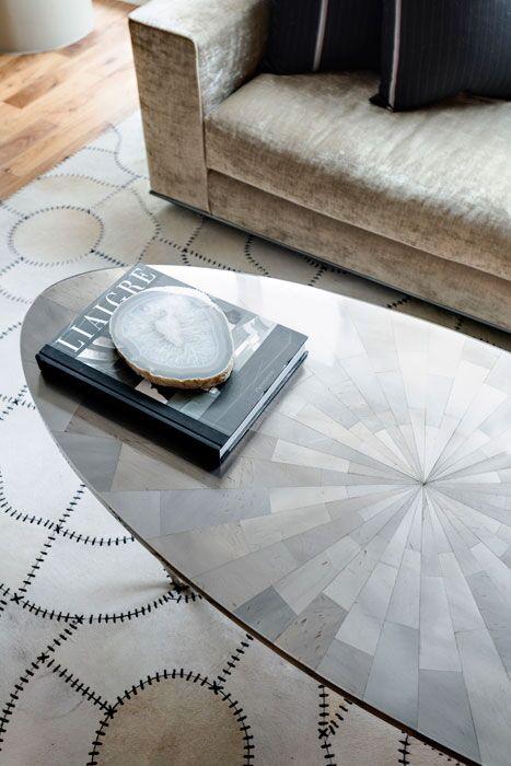Contemporary Living Room photo by Elizabeth Bolognino Interiors